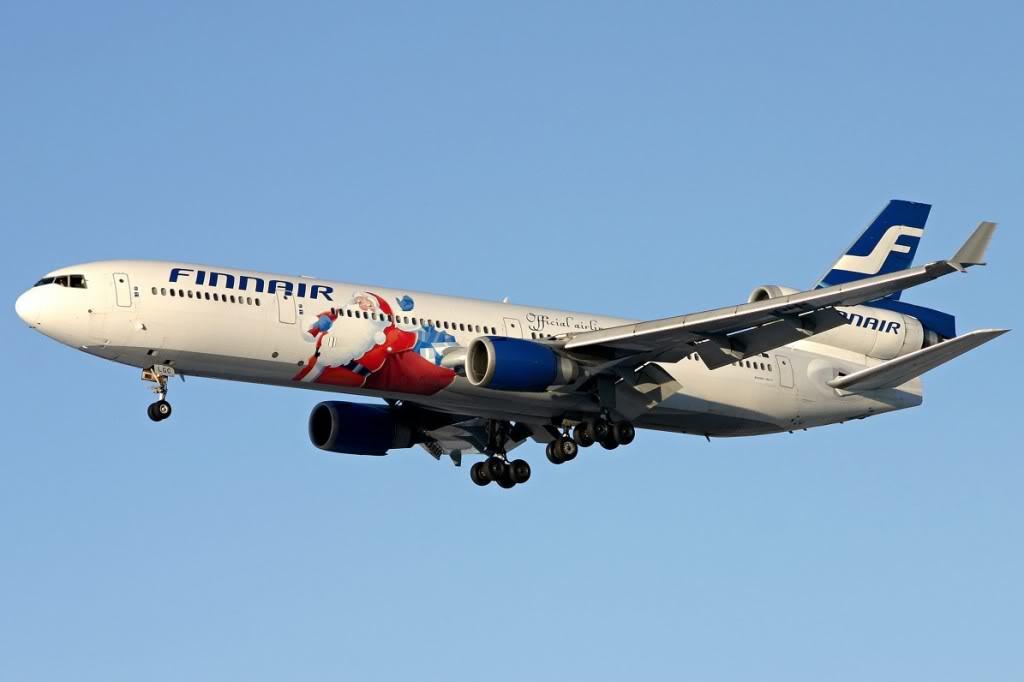 Finnair MD 11