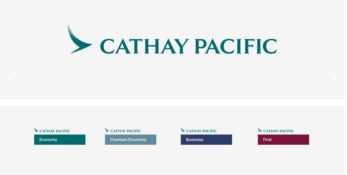 Cathay Pacific New Logo
