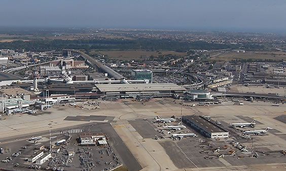 Linate Airport - Image taken from Linate Airport's website on October 14, 2014.