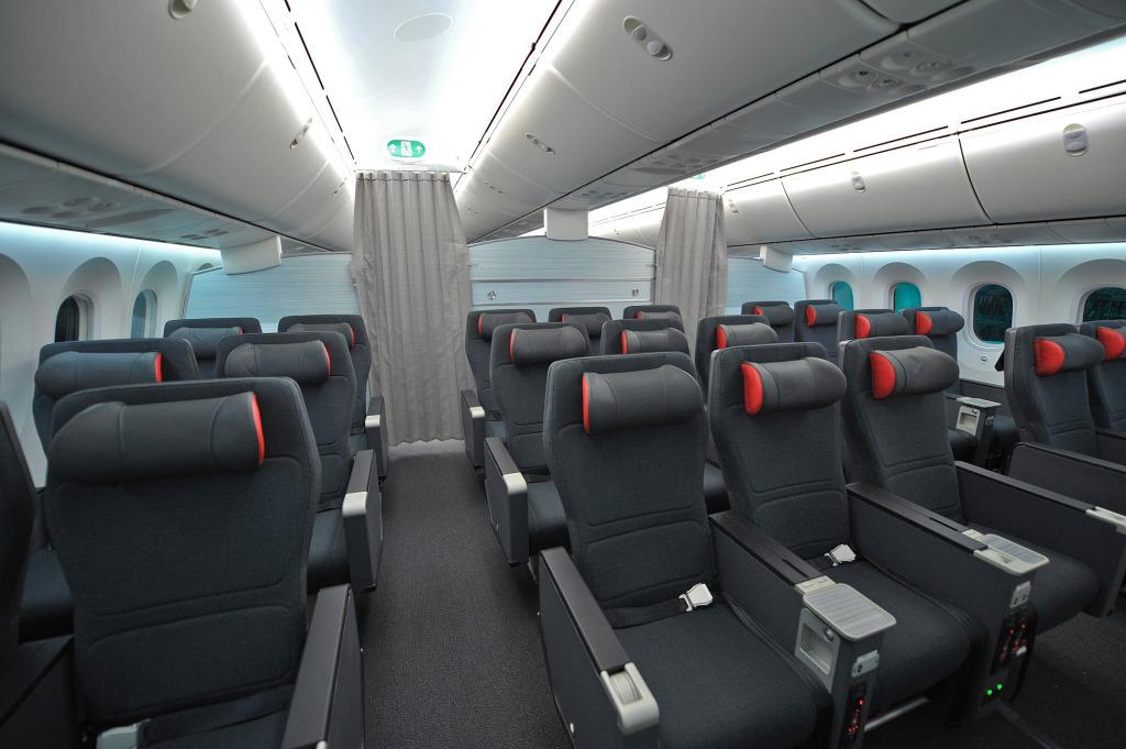 Air Canada will no longer provide Premium Economy product in North America