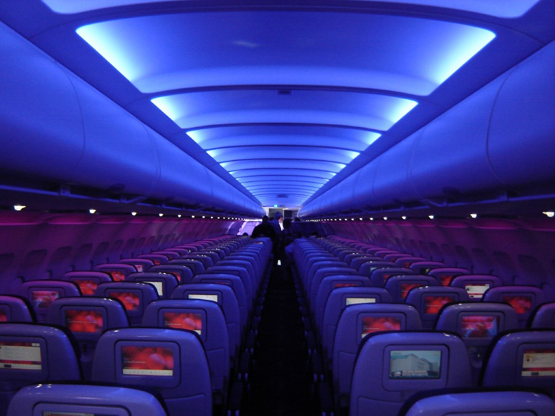 Superior Virgin_America_A320_cabin
