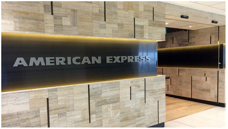 American Express lounge in Sydney Australia