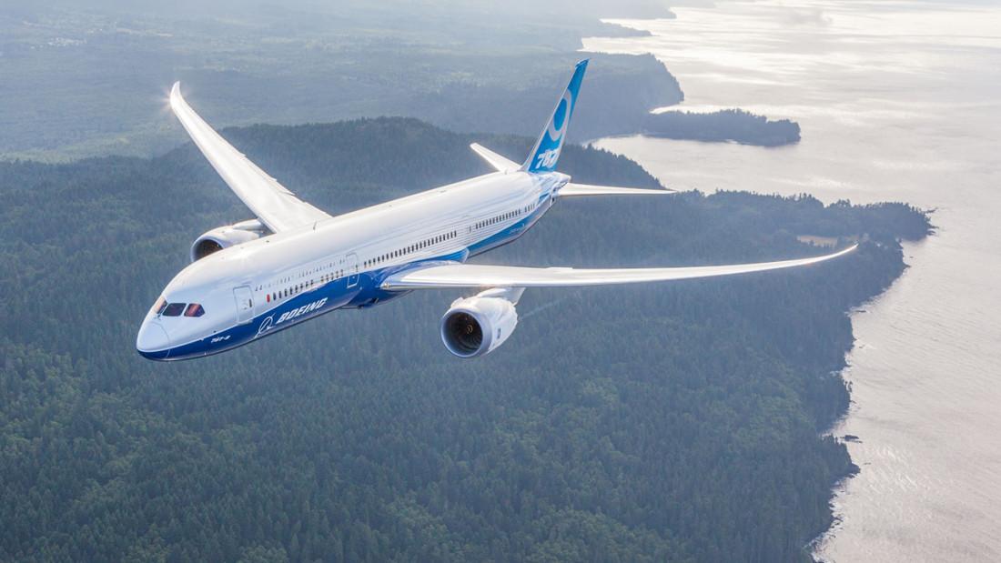 Boeing 787 -9