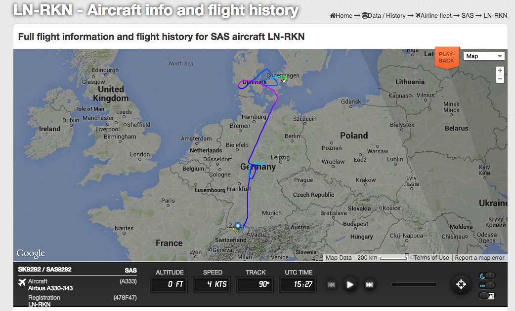 Flight Path SAS Airbus Retrofit A330