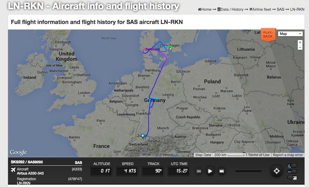 Flight Path SAS Airbus Retrofit A330