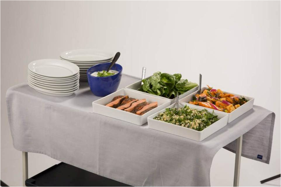 SAS Business new meal service 2015