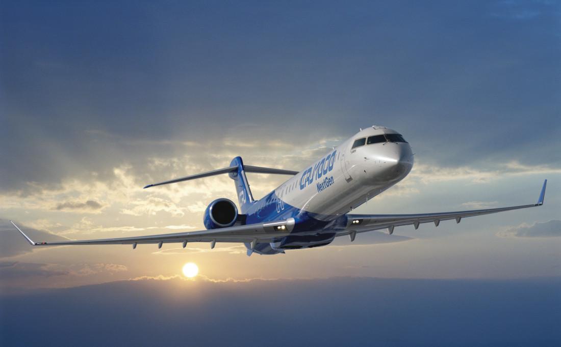 Bombordier CRJ1000