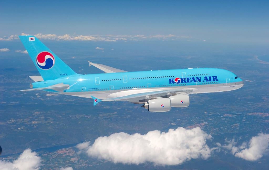 Korean Air Lines (KE) Airbus A380