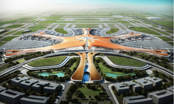 New Beijing Airport