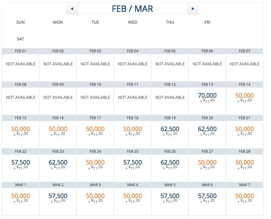 SFO SEA Business/First Roundtrip