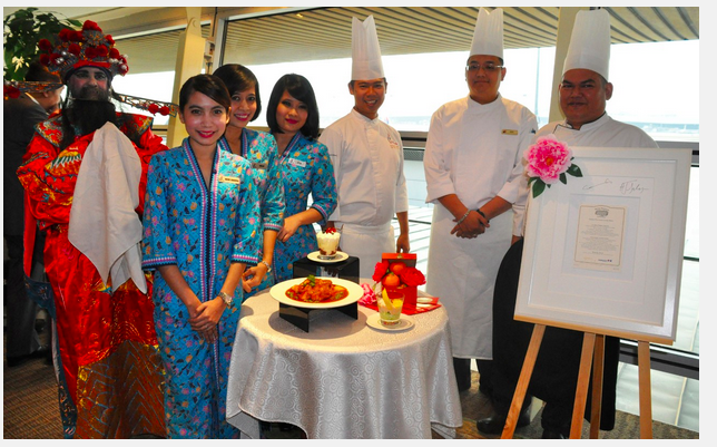 Malaysia Airlines Chinese New Year 2015