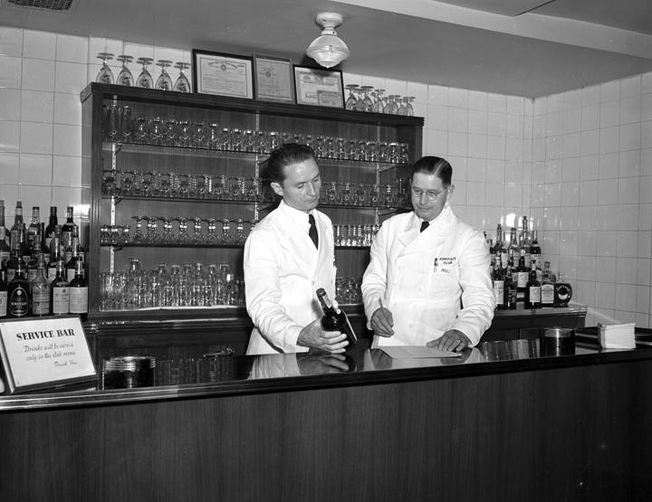 Admirals Club 1939