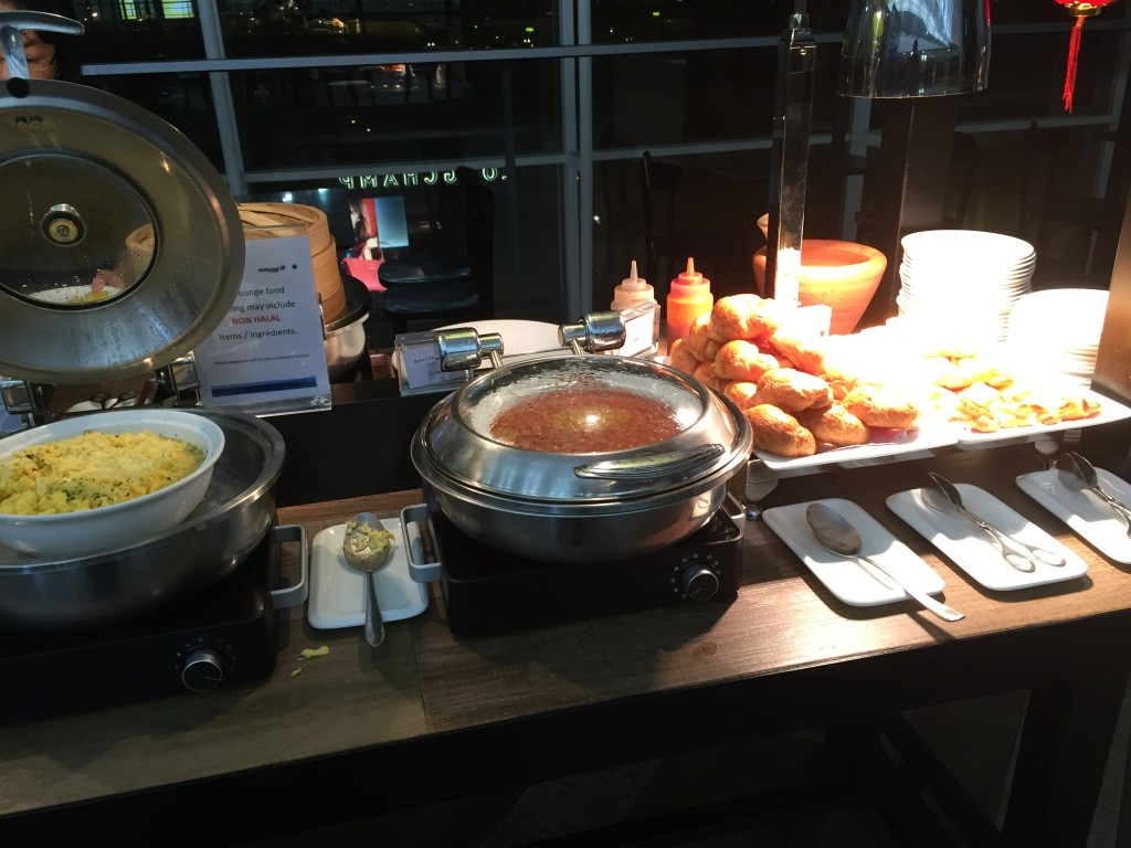 Premium Plaza Lounge Hong Kong