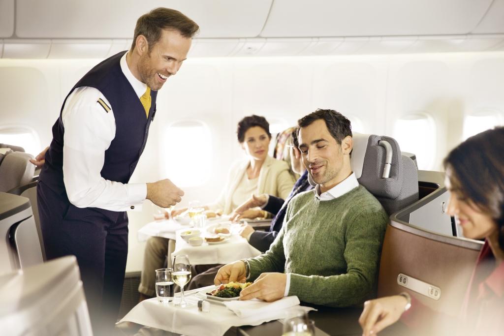 Lufthansa Restaurant Service to start in August