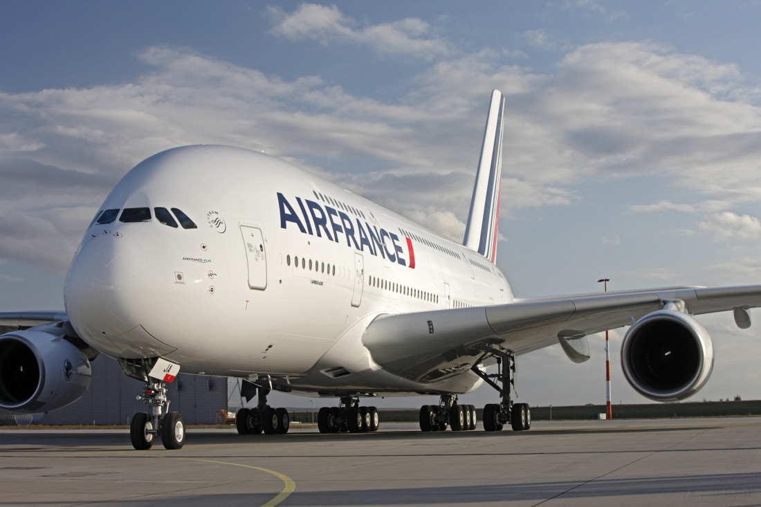 air france brings double decker airbus a380 to mexico city. Black Bedroom Furniture Sets. Home Design Ideas