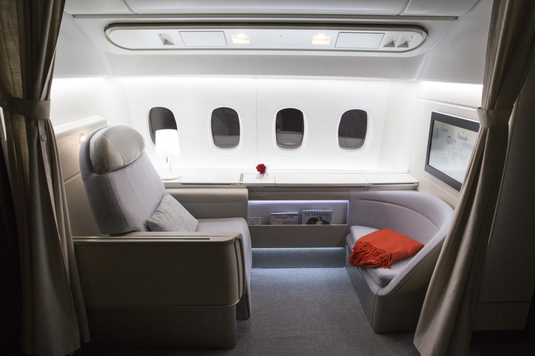 La Premiere Seat Air France