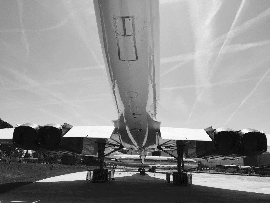 Concorde - Airbus Factory Tour (Toulouse)