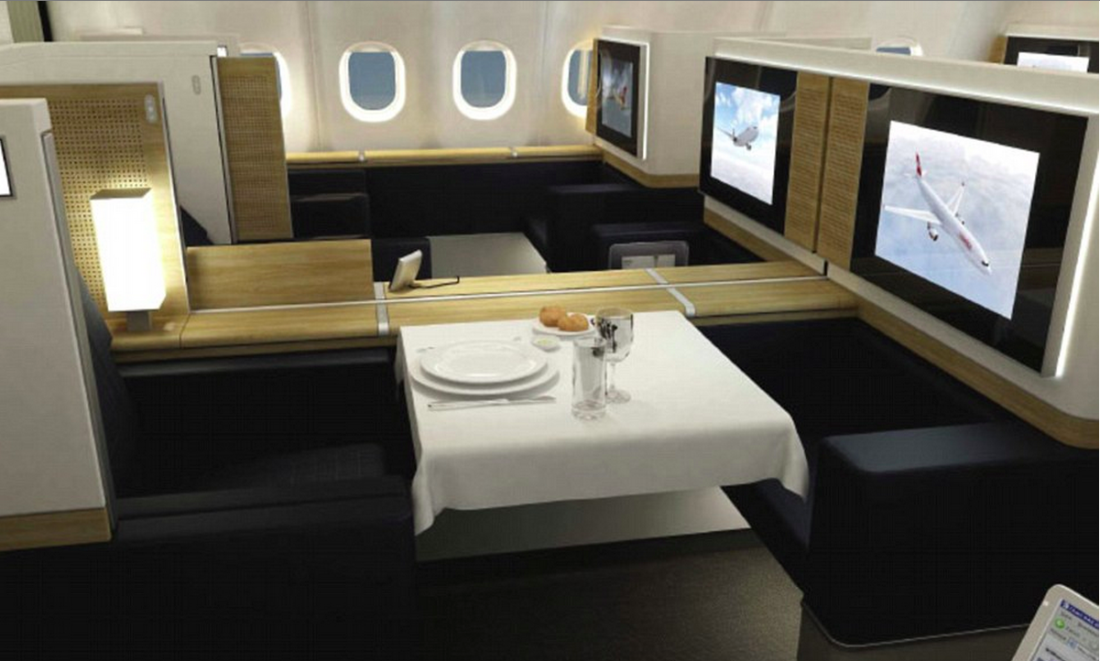Swiss International Air Lines Has Been Known To Push The Culinary Envelope  Previously With The Pop Up Restaurant Concept With Andreas Caminada (News  ...