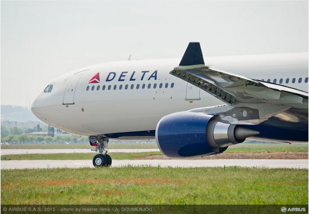 Delta Air Lines Airbus A330-300 Enhanced