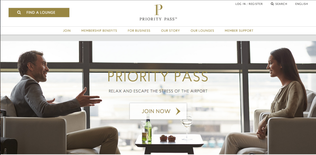 Priority Pass and Collinson Group