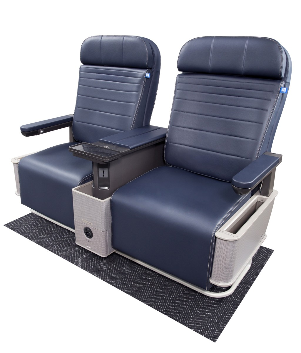 United First New Domestic Seat