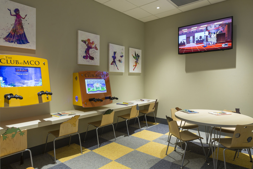 Kidsroom - The Club at MCO