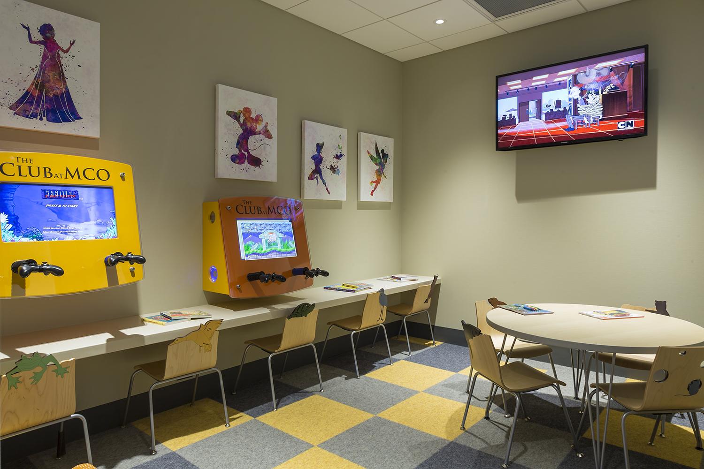 Kidsroom - The Club at MCO