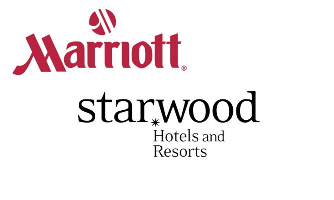 Marriott Starwood Mega Merger
