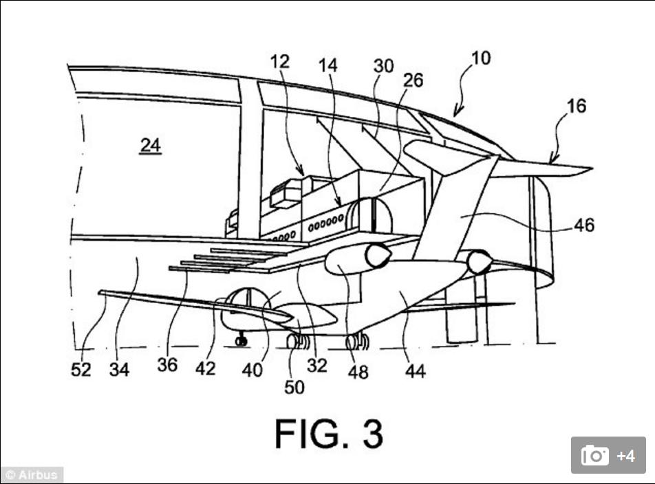 New Plane Design - Airbus
