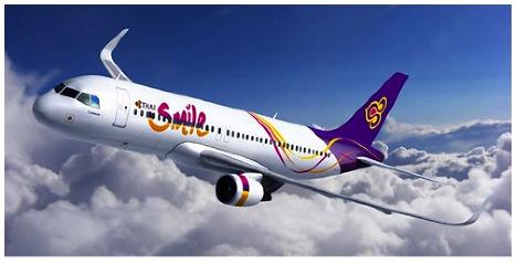 Thai Smiles Airbus A320