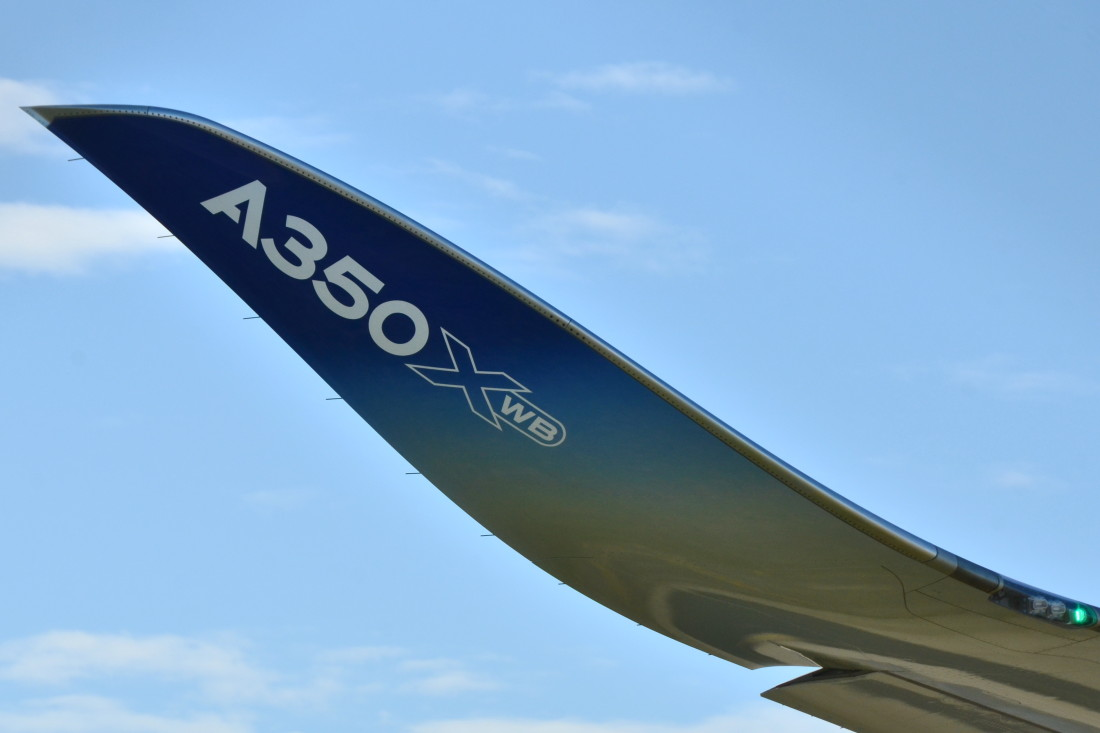 Airbus A350 XWB Wings