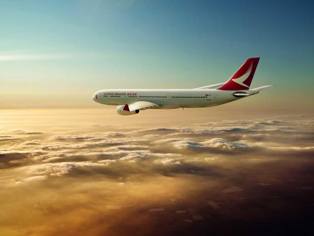 Cathay Dragon New Livery
