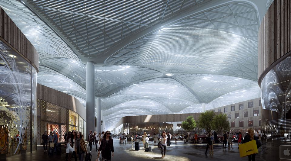Istanbul New Airport - Shopping