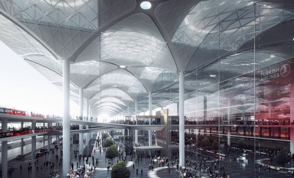 Istanbul New Airport - Turkish Airlines