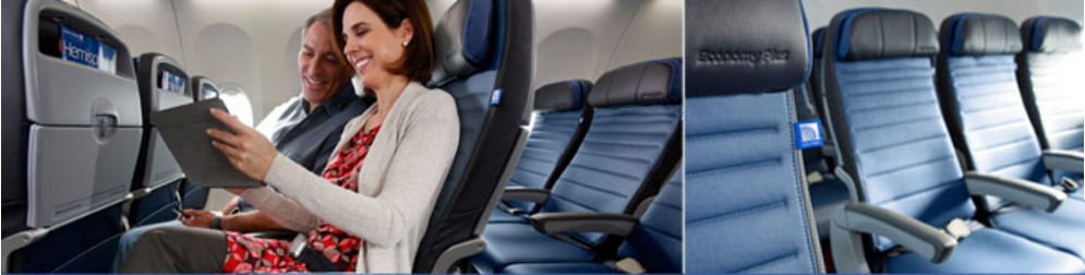 United Airlines Economy Plus Bundled Options