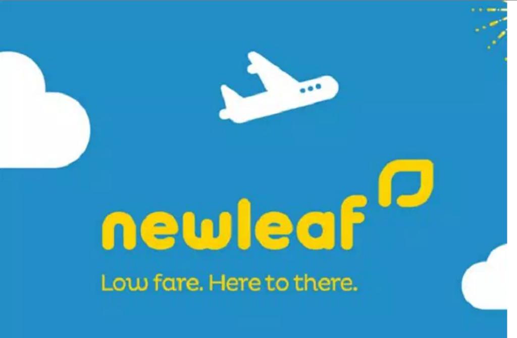 NewLeaf Travel Logo