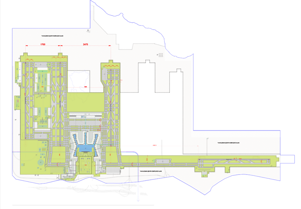 Istanbul New Airport Phase 2