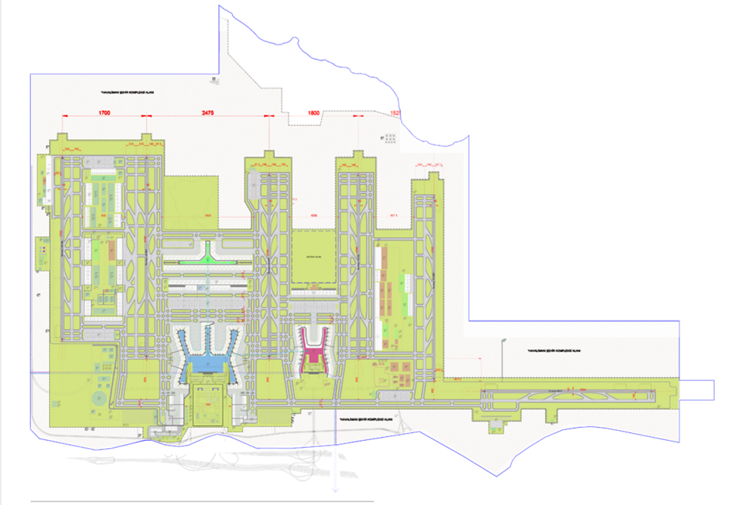 Istanbul New Airport Phase 4