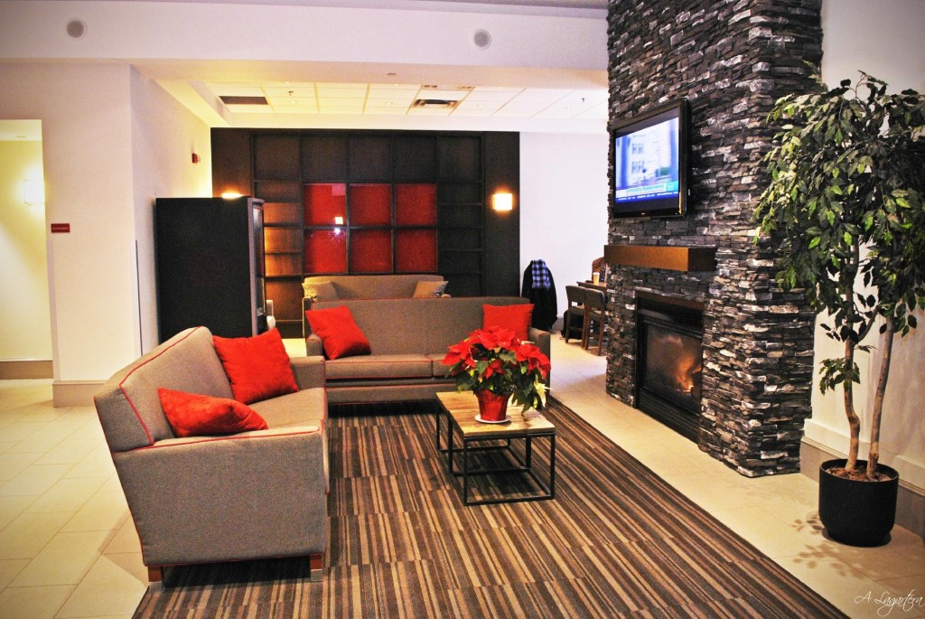 Lobby Four Points by Sheraton Winnpeg International Airport