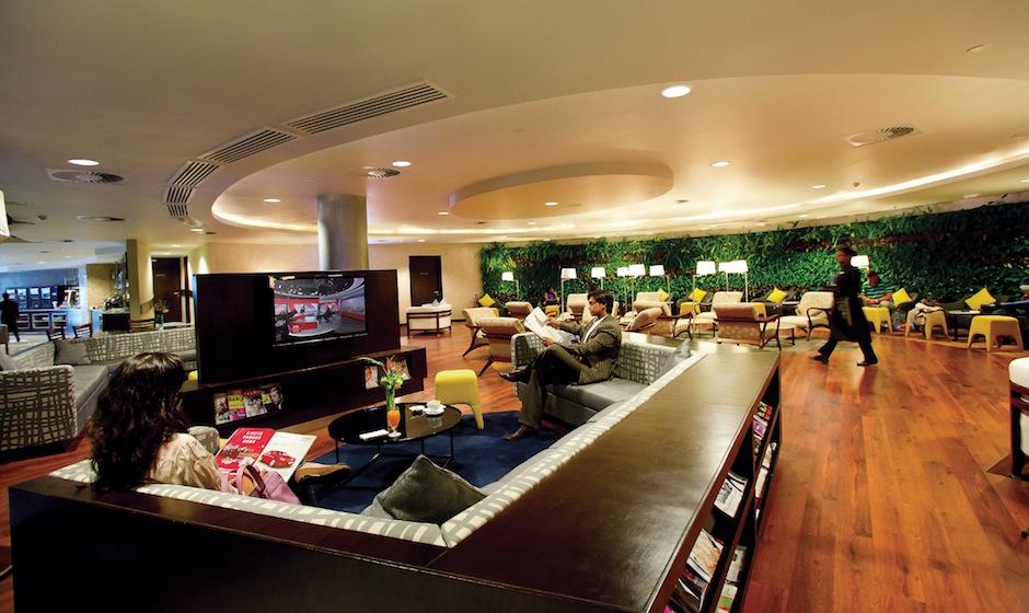 Mauritius Lounge