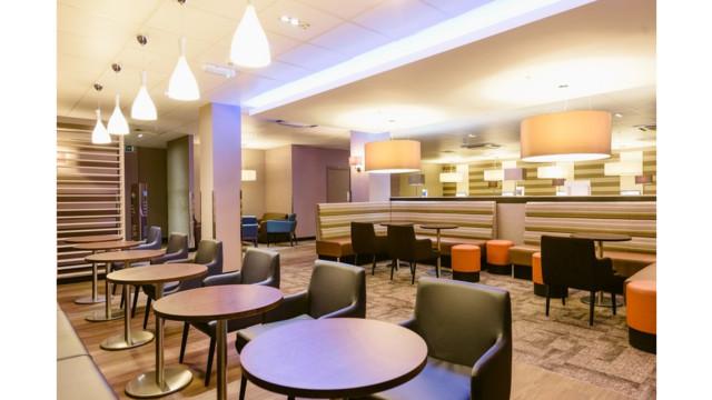 Nairobi Airport Lounge