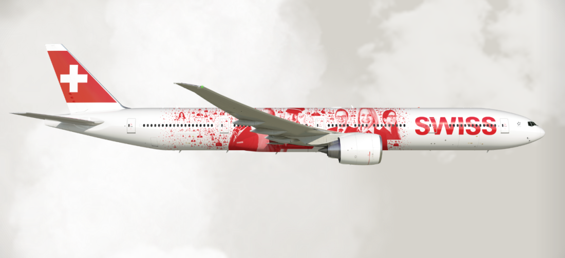 Boeing 777-300ER Special Livery