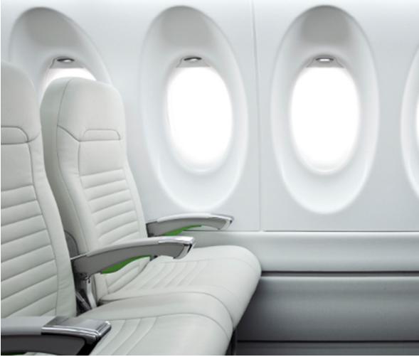 Window Design on Bombardier CSeries