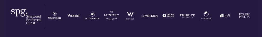 Starwood Preferred Guest (SPG) Brands