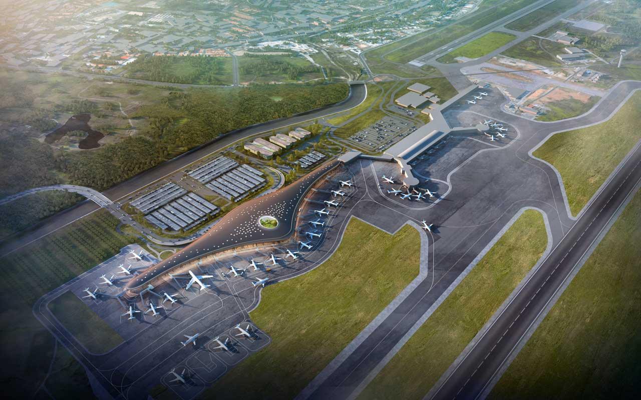 Panama City Airport PlansPanama City Airport Plans
