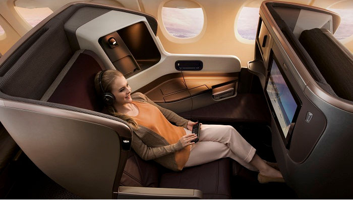 New Long Haul Business Class