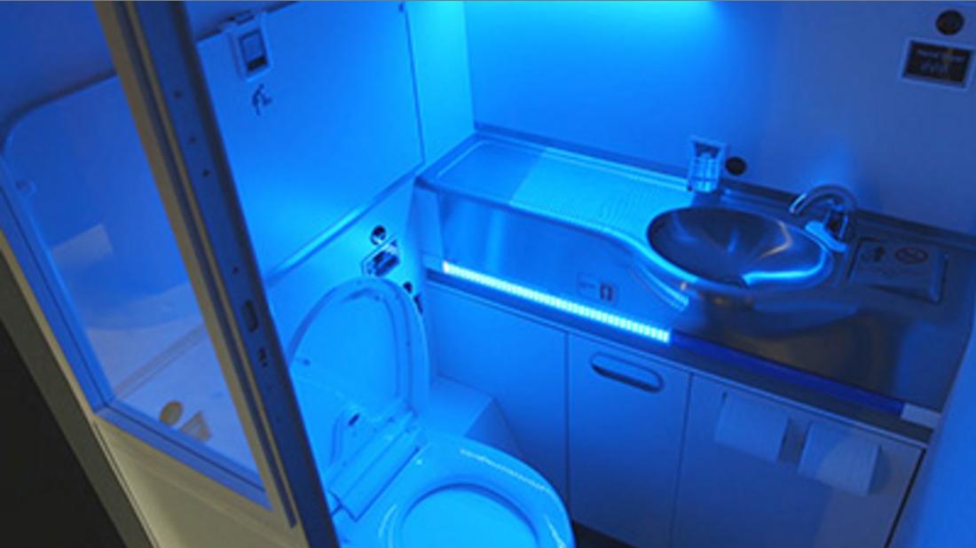 Boeing Clean Lavatory Concept