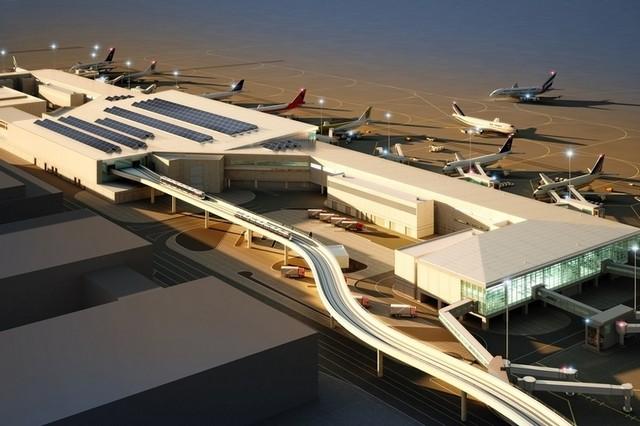 Dubai Internation Airport (Concourse D)