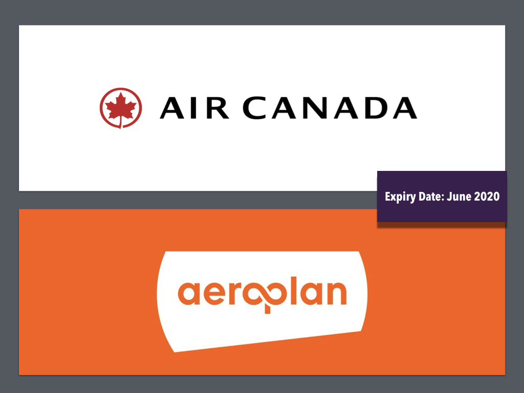Air Canada / Aimia Aeroplan Evolution