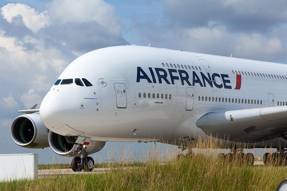 Air France Airbus 380-800